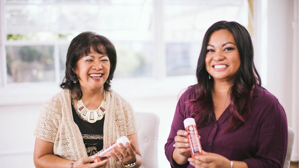 "What It Takes: The Makings of Bio-Oil USA's ""Makings of a Mom"""