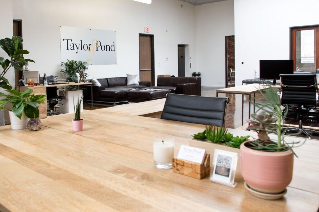 Taylor & Pond Office