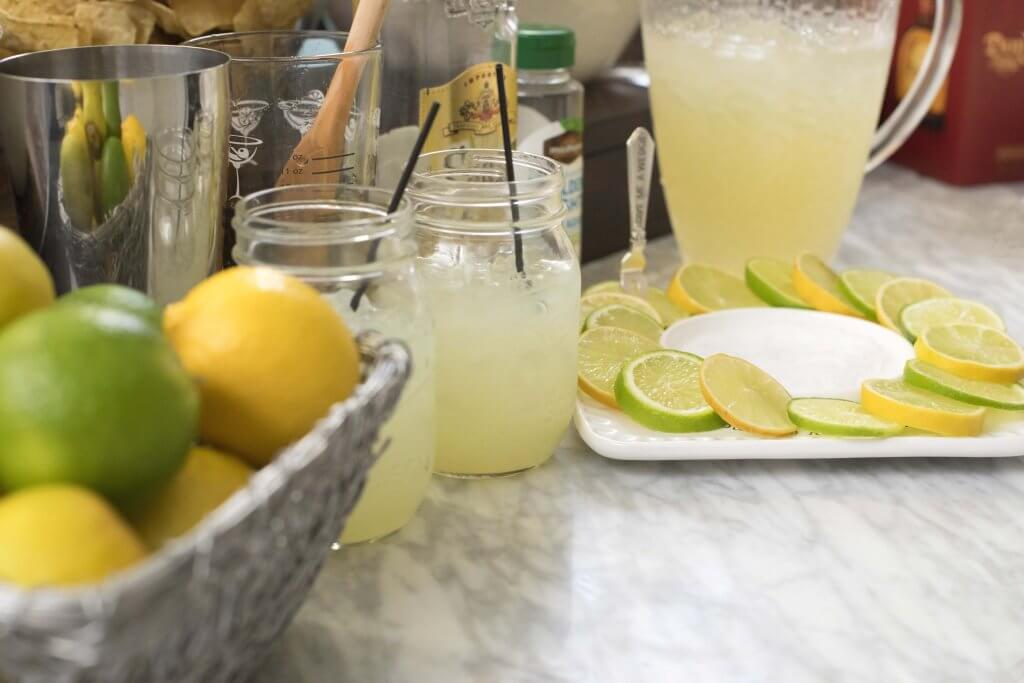 National Margarita Day Lime Margaritas