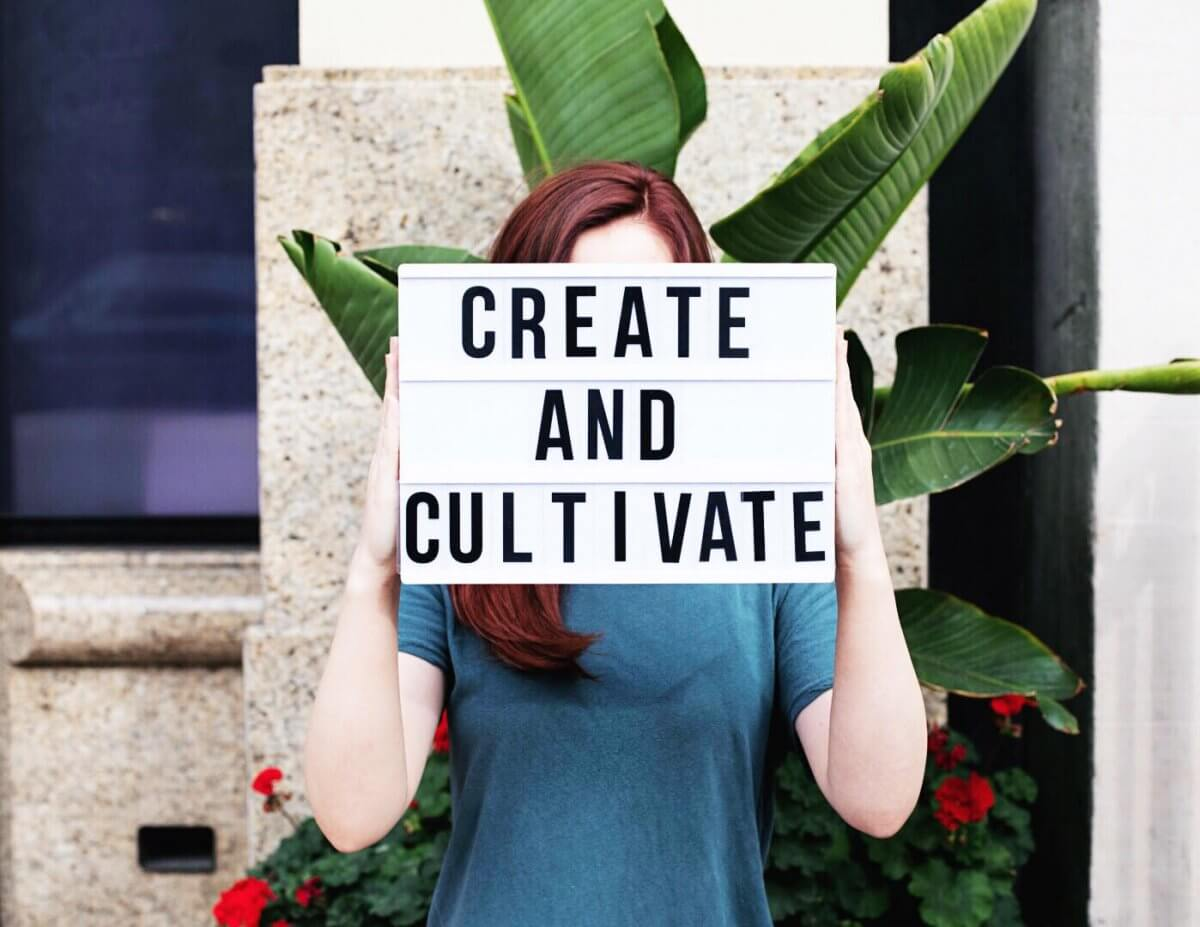 The DB Team Attends Create And Cultivate Event