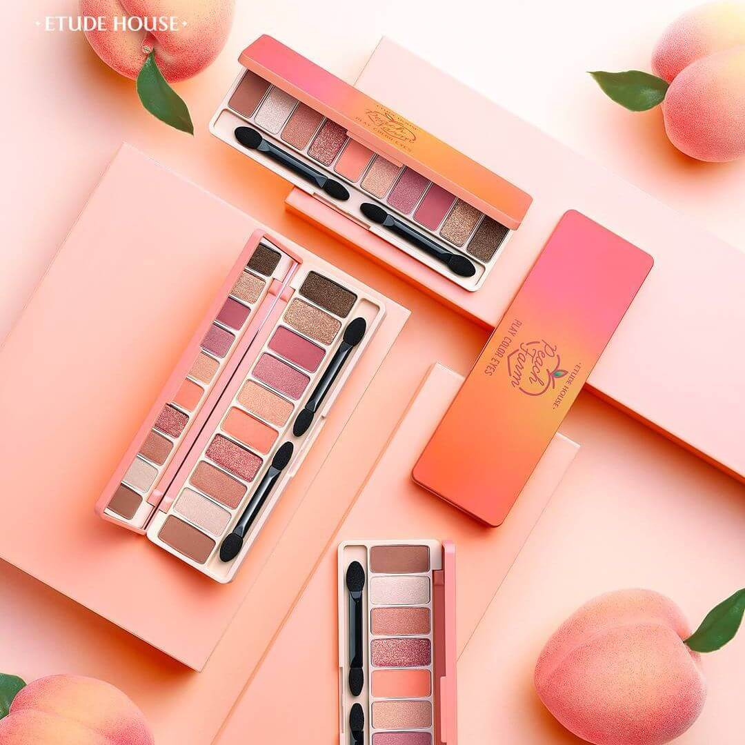 Etude House Peach Palette