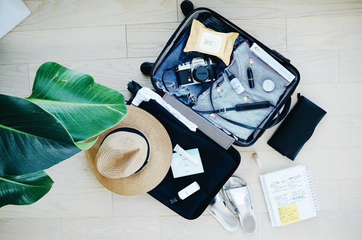 Travel Suitcase Packing Tips