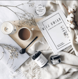 Warrior Botanicals Instagram Flat Lay