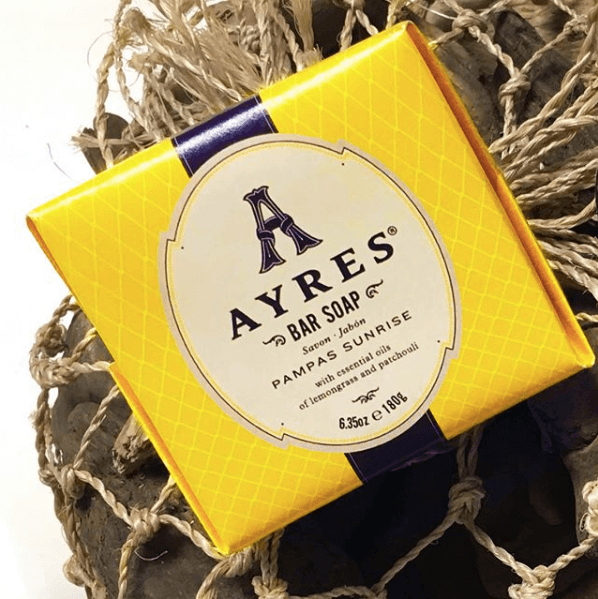 Ayres Beauty bar soap