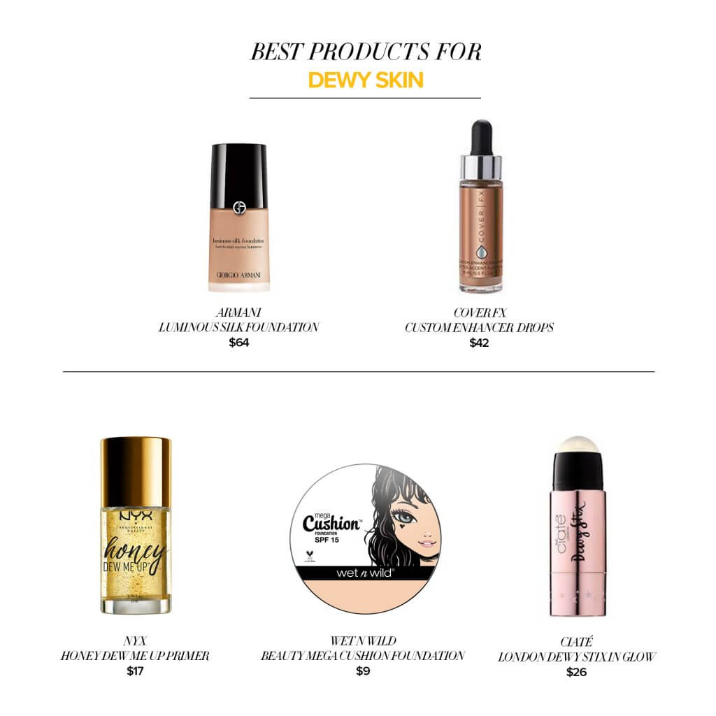 dewy foundation