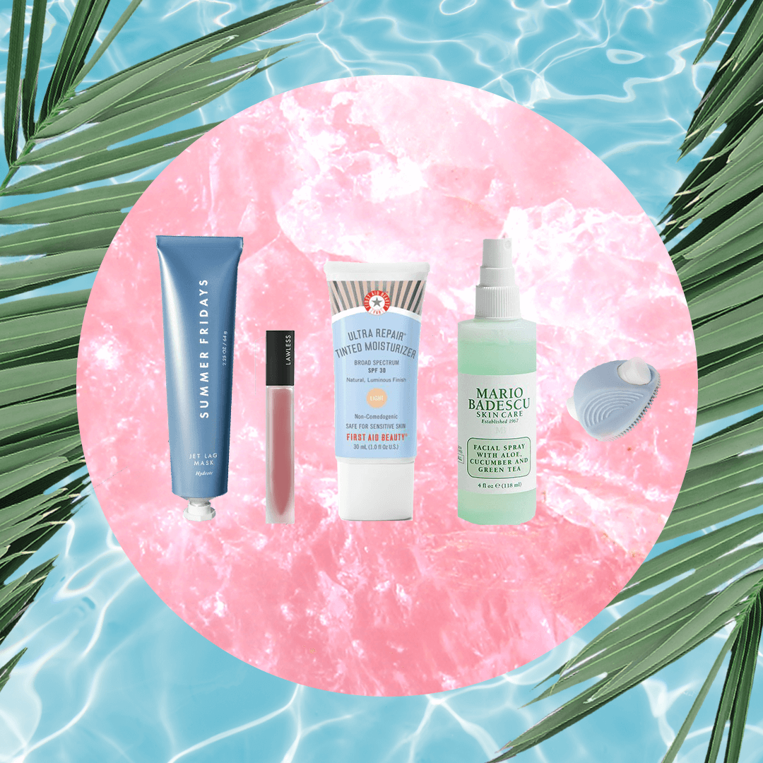 Top Five Festival-Friendly Beauty Products To Pack In Your Bag