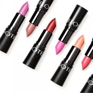 Note Cosmetics lipstick