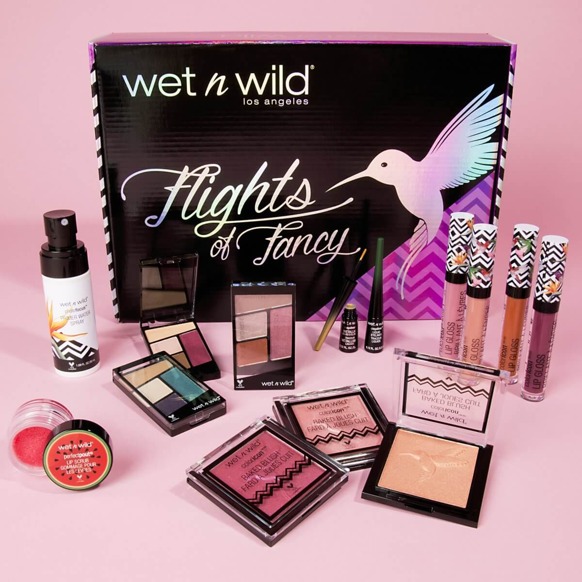 wet n wild Flights of Fancy Launch