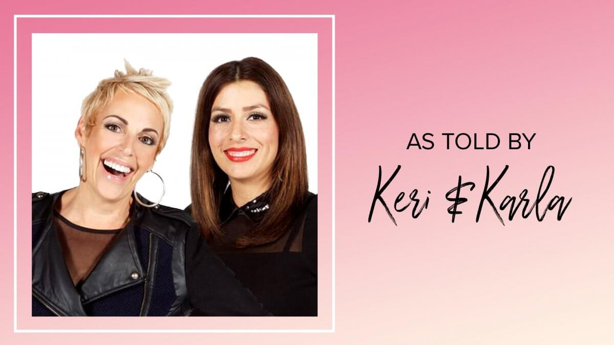 As Told By: Keri Davis and Karla Lopez-Martinez from Beauty Backbone