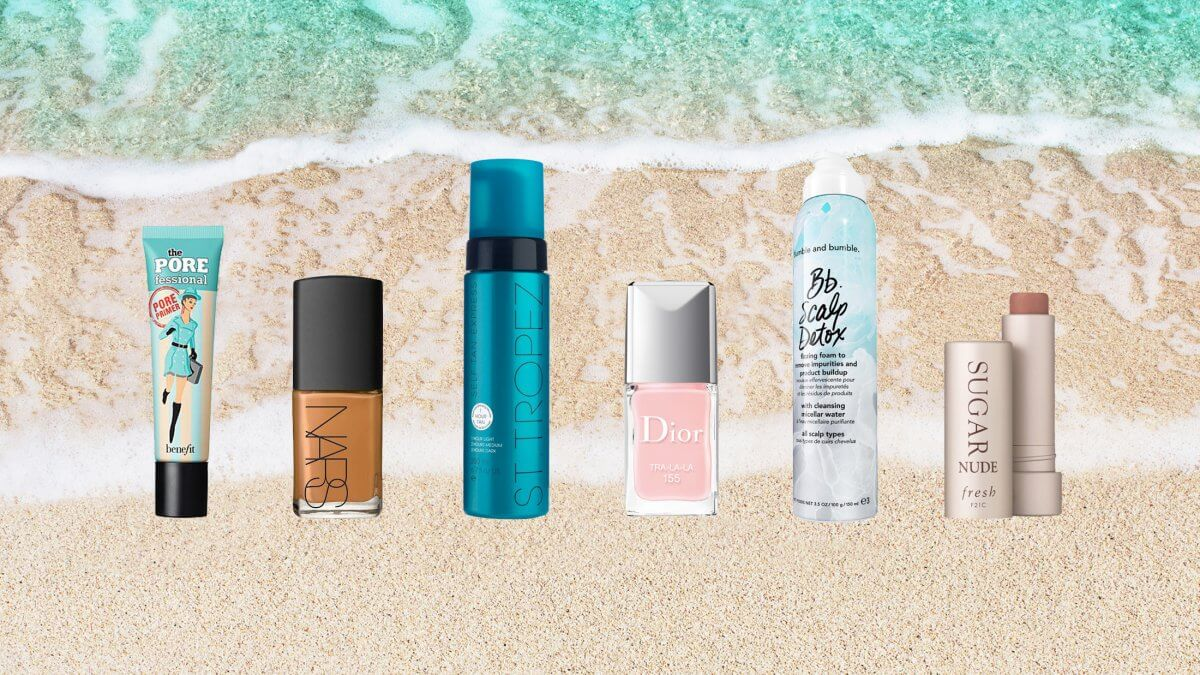 Favorite Summer Beauty Products