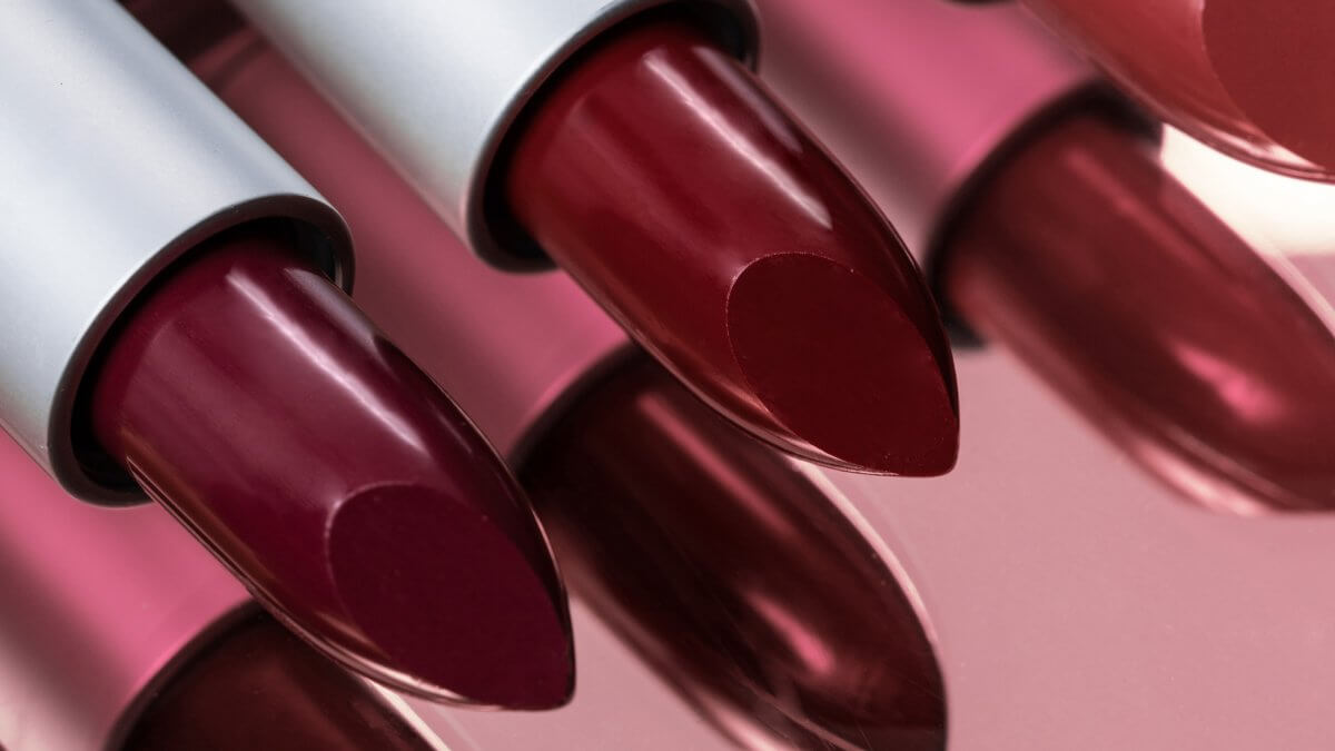 lipstick macro photography