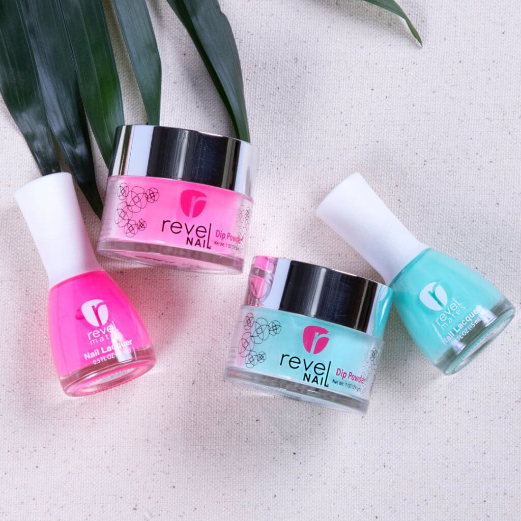 revel nail wanderlust collection