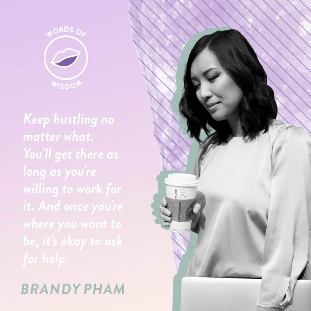 Brandy Pham Founder of Planoly
