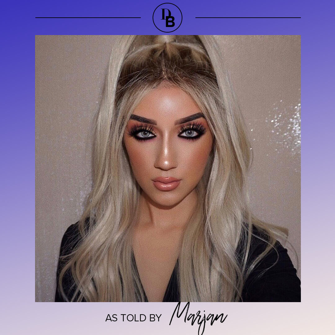As told by marjan tabibzada digital beauty blog tell us a little about yourself how did you first get involved in the beauty world solutioingenieria Image collections