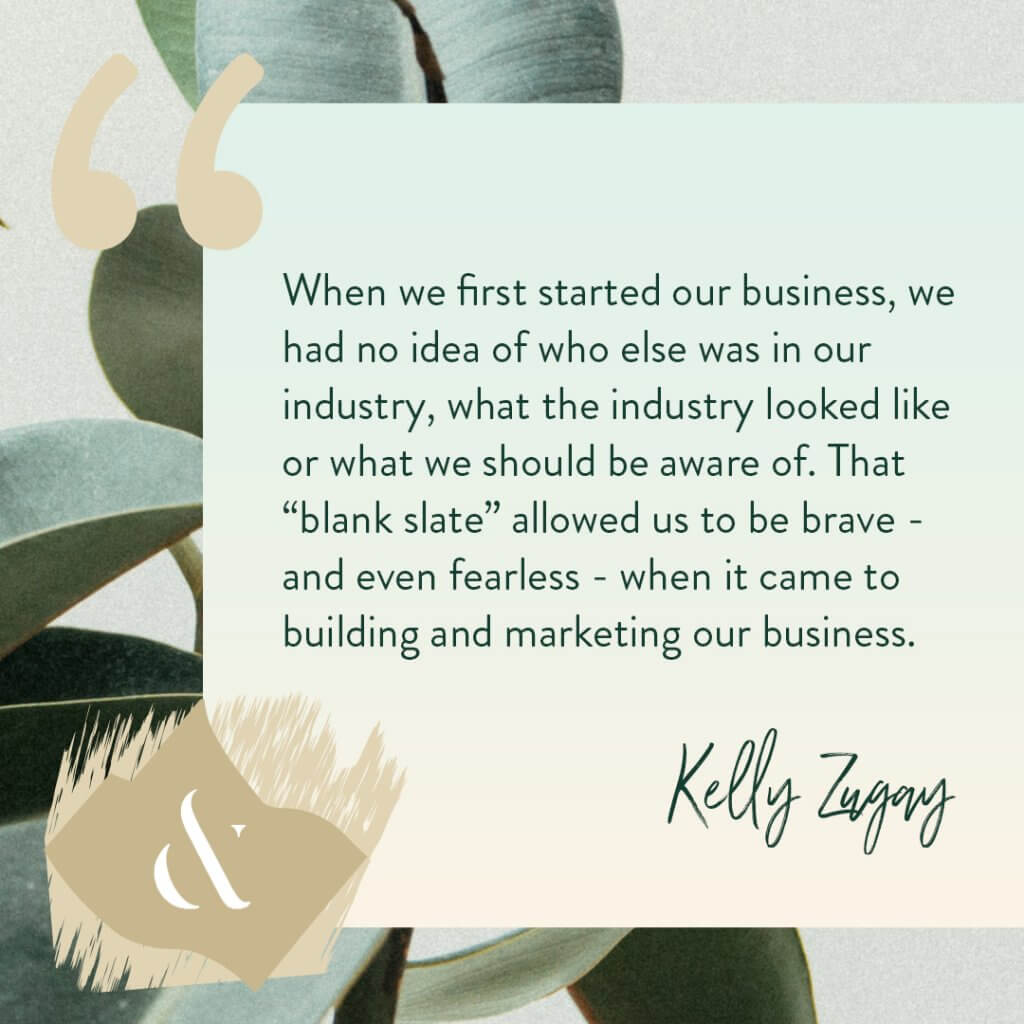 Kelly Zugay quote