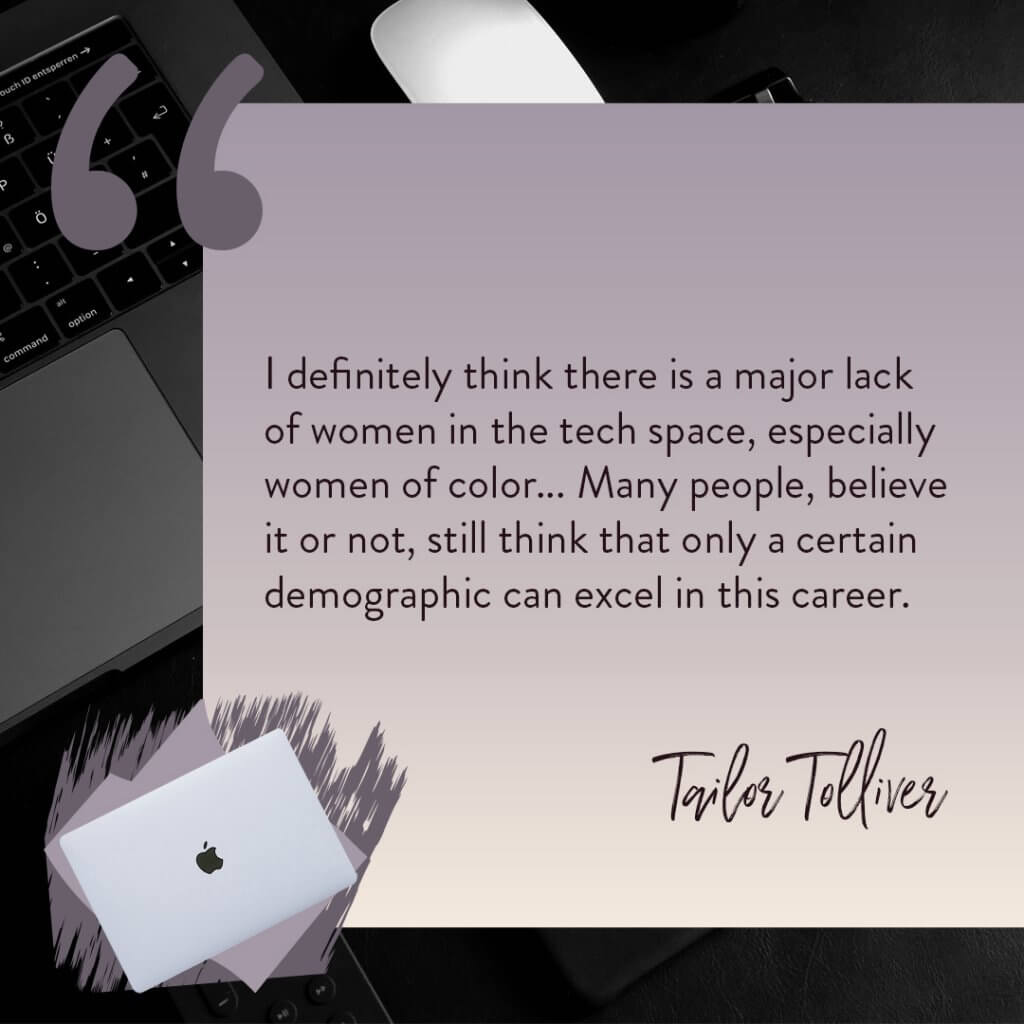 Tailor Tolliver The Digital Empress quote