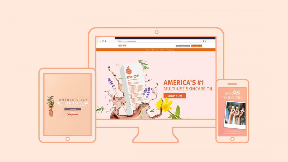 Taylor & Pond x Bio-Oil Case Study: Establishing a Brand as a Household Name