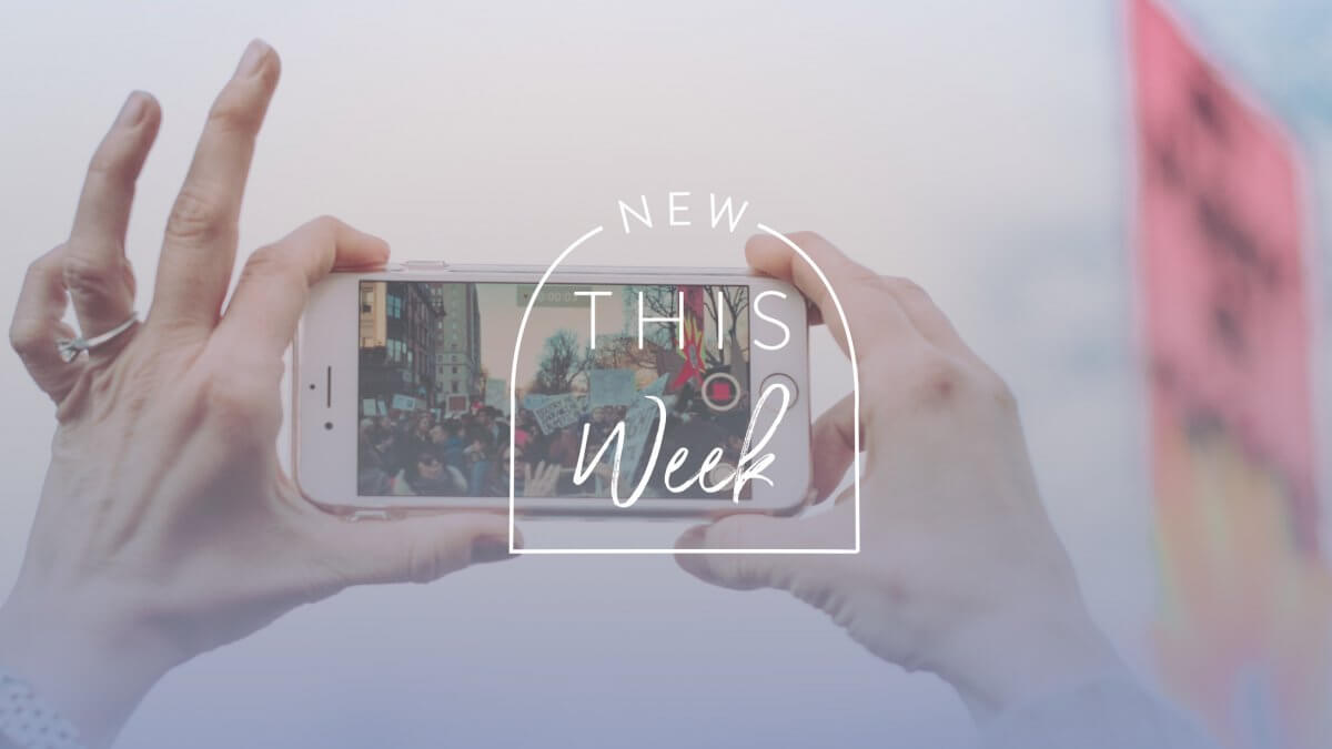 New This Week: Facebook Launches New Mobile-First Video Ad Creation Tools