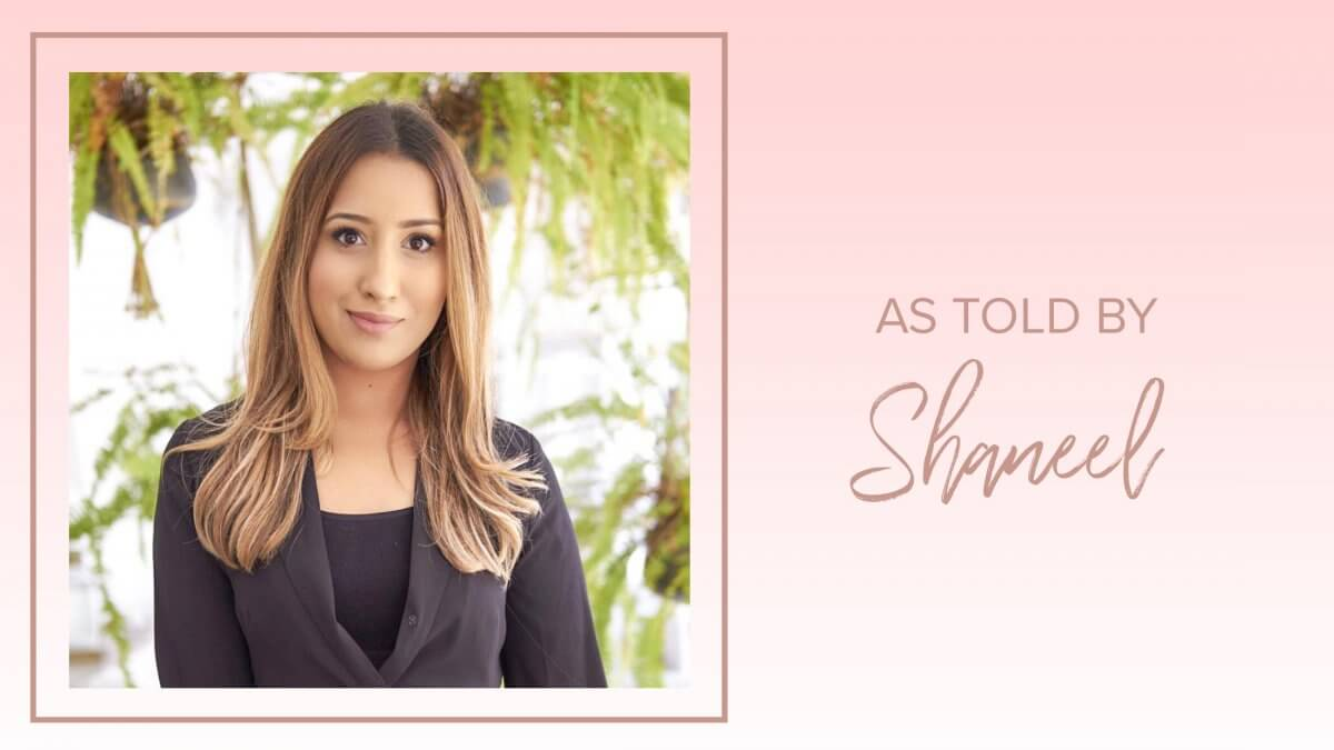 As Told By: Shaneel Anjum from True Influential