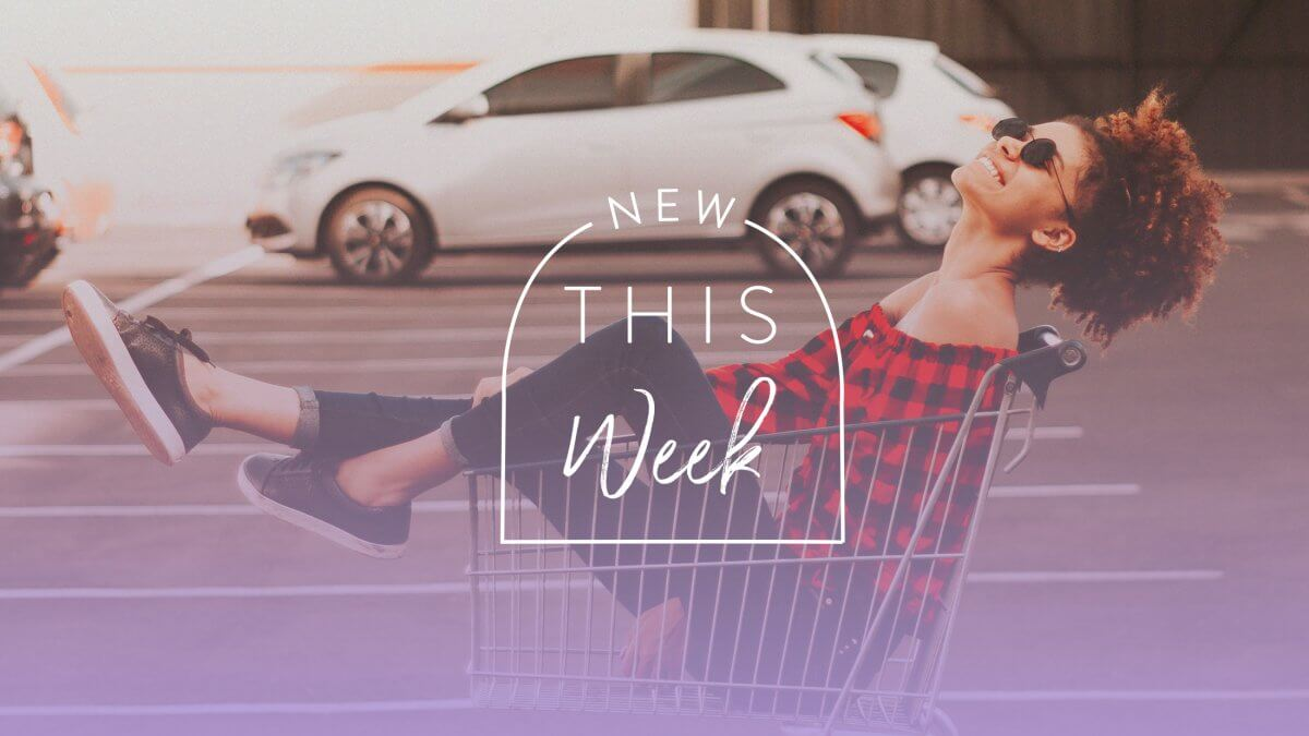 New This Week: Why Your Beauty Brand Should Participate in Black Friday and Cyber Monday Online
