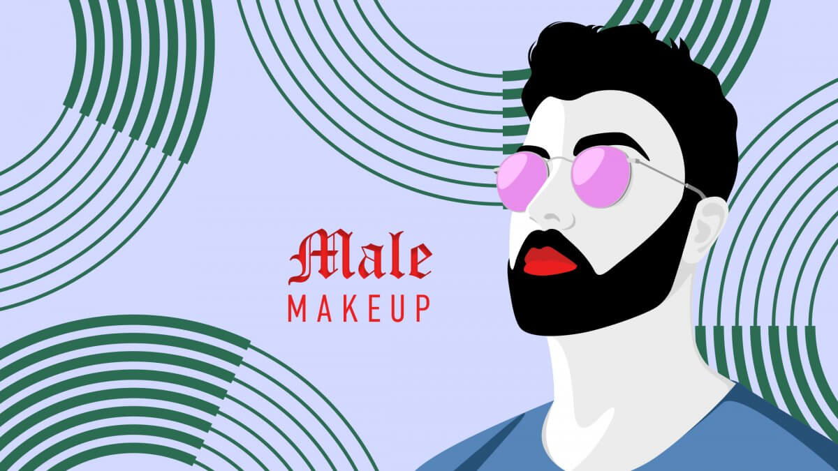 male-makeup
