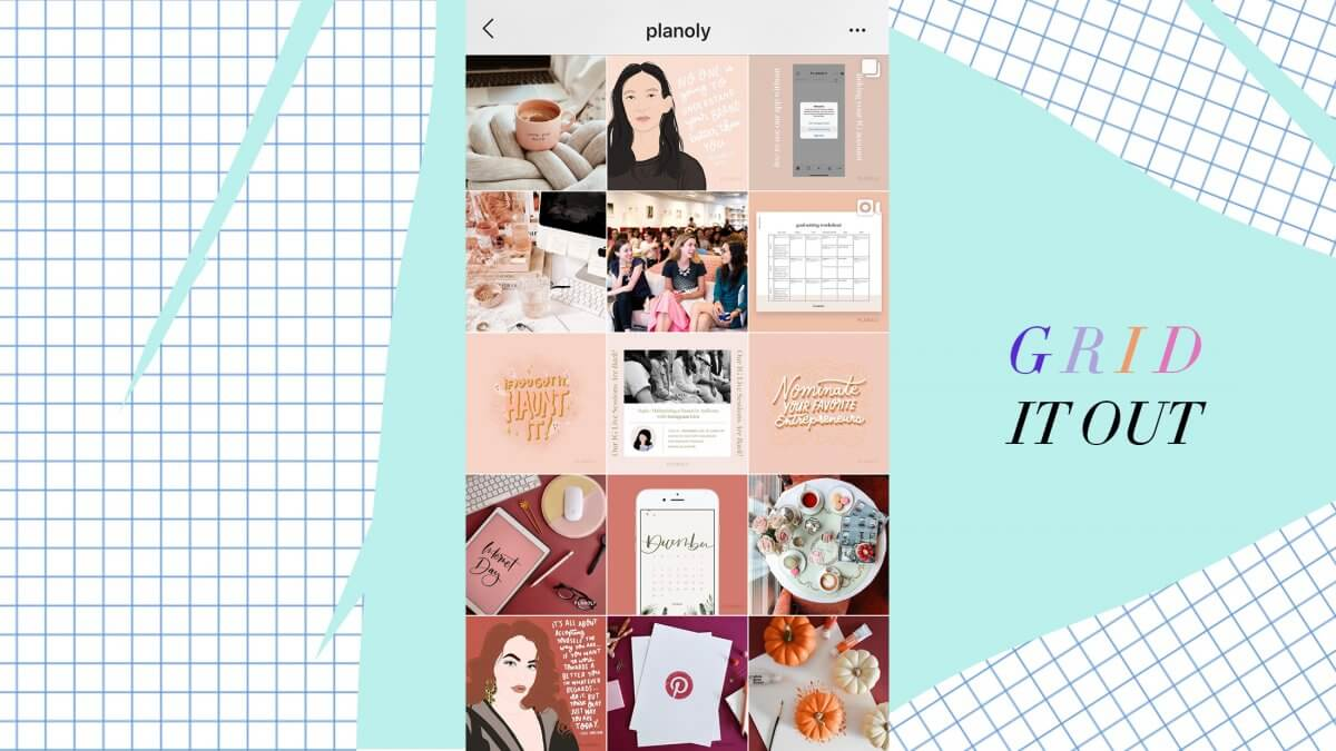 How to Use Planoly to Plan Out A Beautiful Instagram Feed