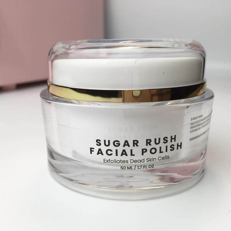 Elle Johnson Sugar Rush Facial Polish