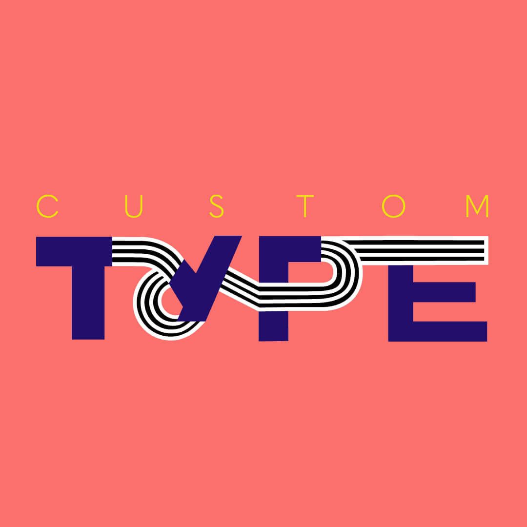 Custom Typography