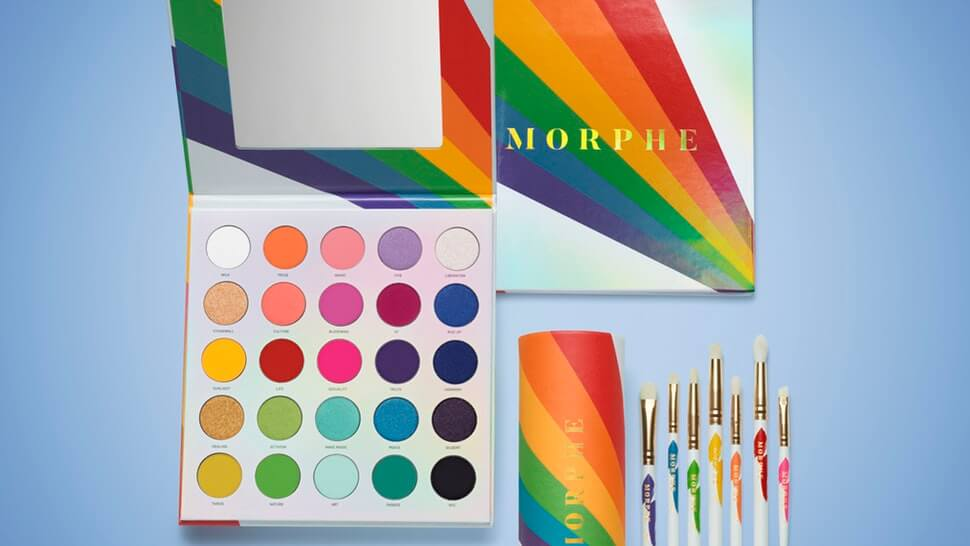 Pride Month Morphe beauty launches