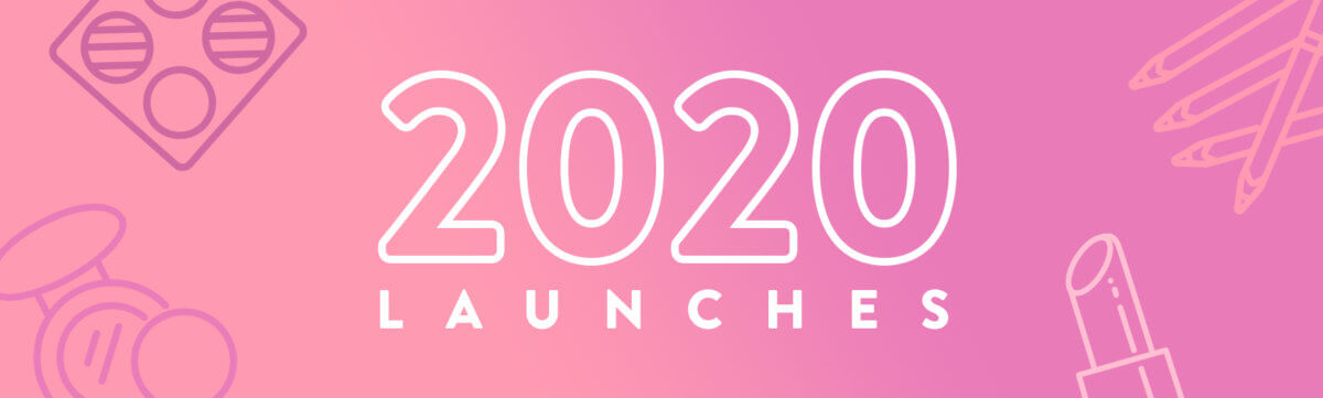 2020 Beauty Launches