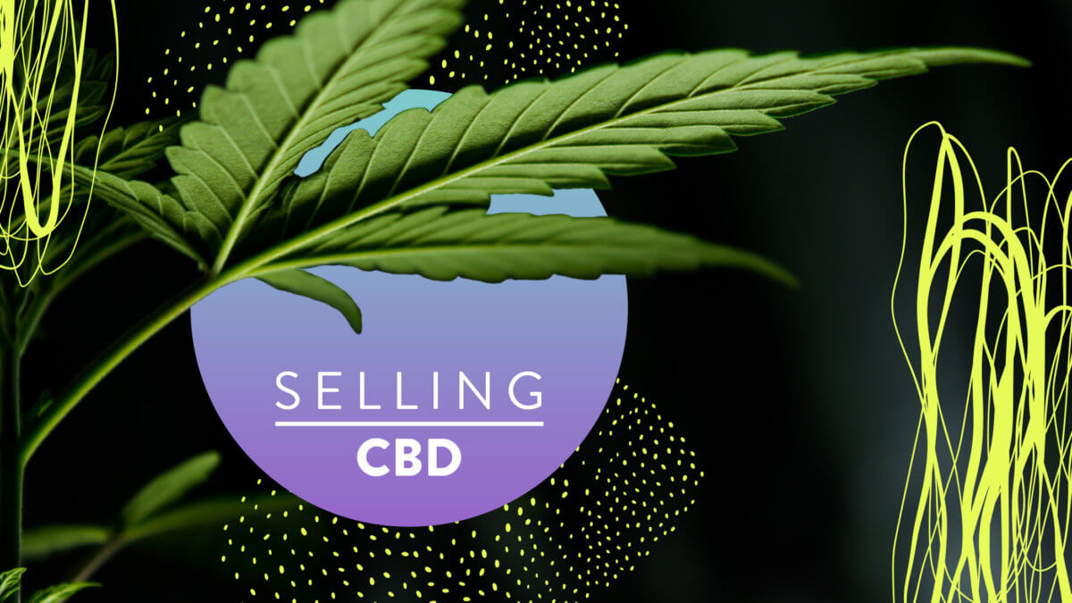 Selling CBD Beauty Products Online