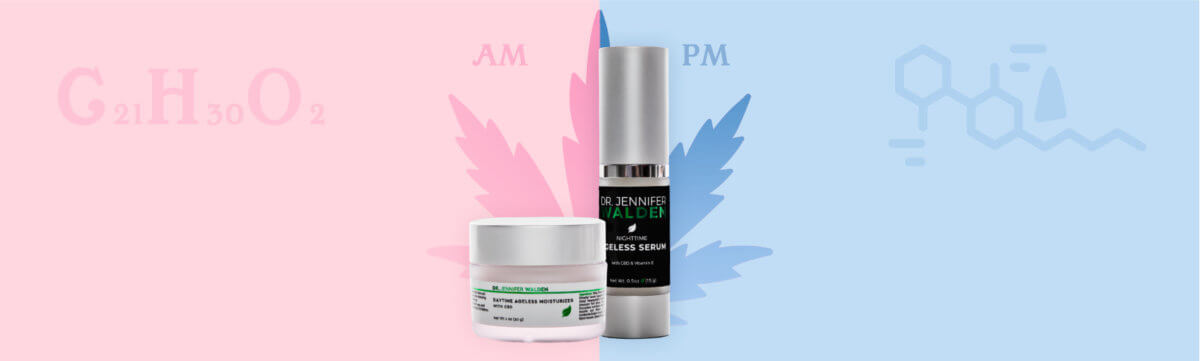 New CBD Skincare Products from Dr. Jennifer Walden