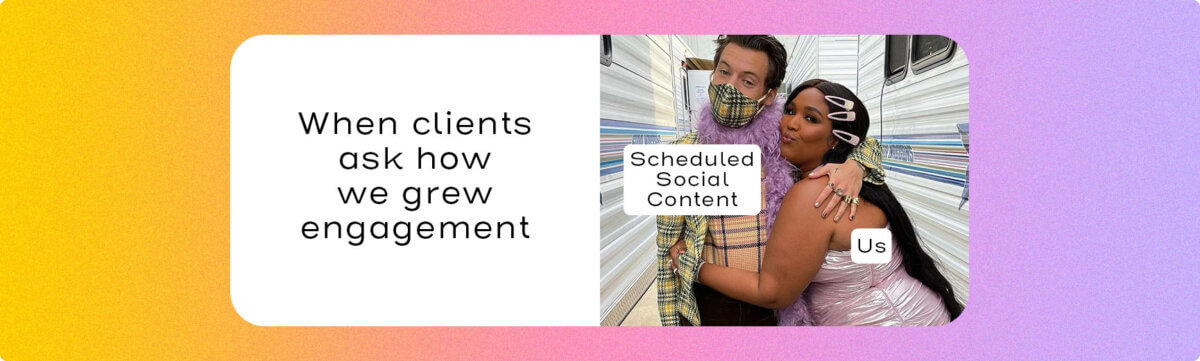 5 Tips To Optimize Your Social Content Schedule